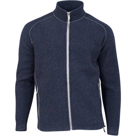 Ivanhoe of Sweden Danny Full Zip Jacket Men light navy
